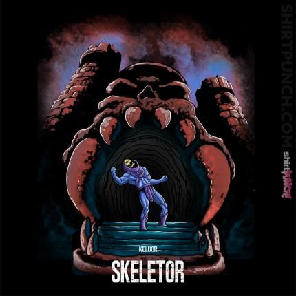 The Skeletor