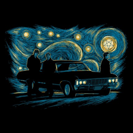 Supernatural Night