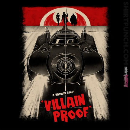 Villain Proof