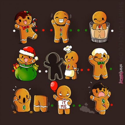Ginger Bread Christmas