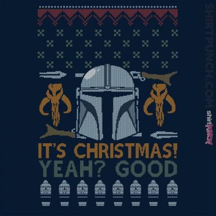 Mandalorian Christmas