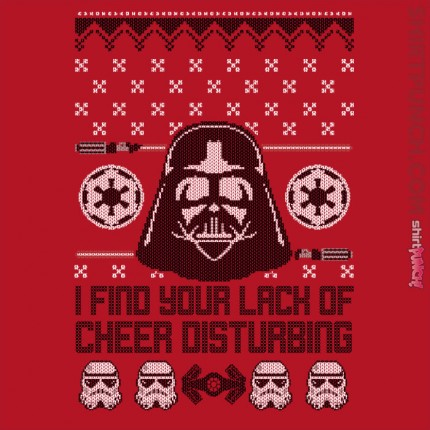 Vader Christmas