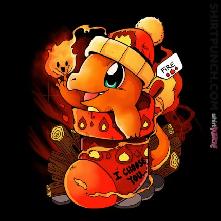 Fire Type Christmas