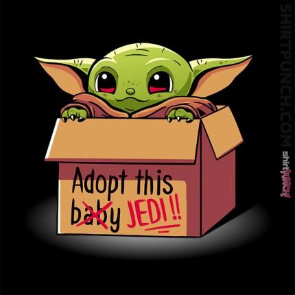 Adopt This Jedi