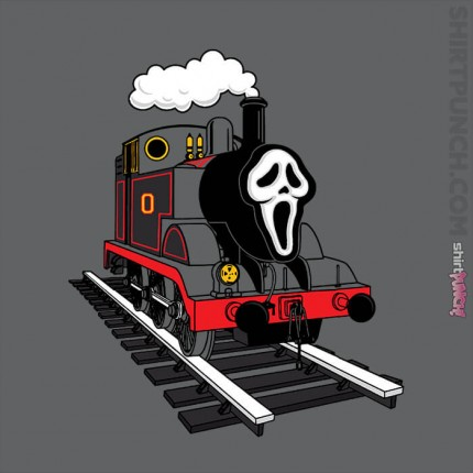 Ghostface Train