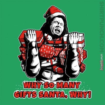 Why Santa Why