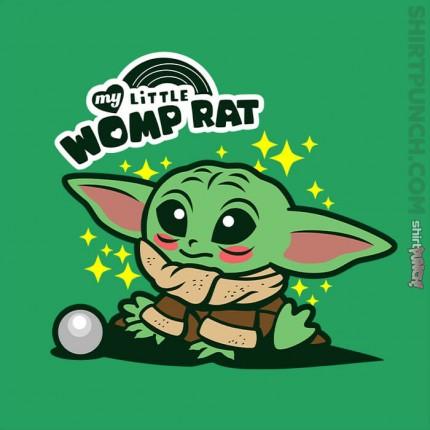 My Little Womp Rat