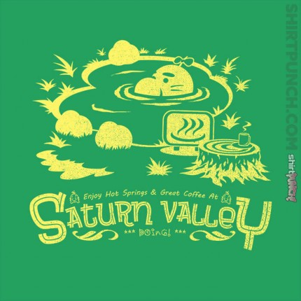 Relax In Saturn Valley