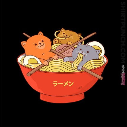 Ramen Cats