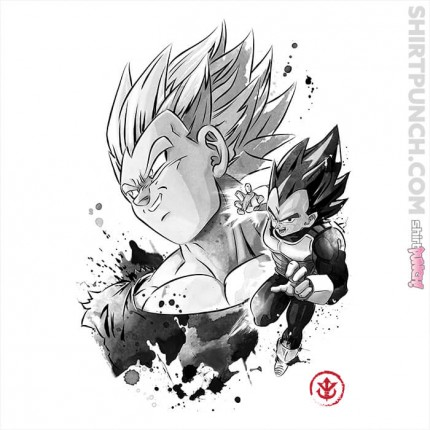 The Prince Of Saiyans