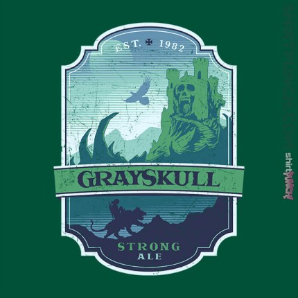 Grayskull Strong Ale