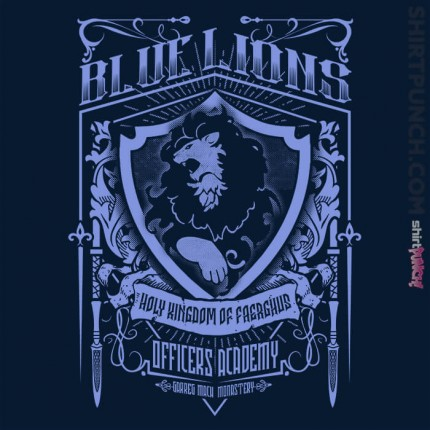 Blue Lions Officers Academy
