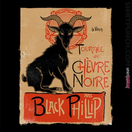 Black Goat Tour