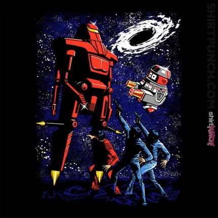 Killer Space Robot