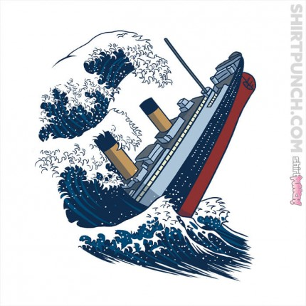 The Wave Titanic