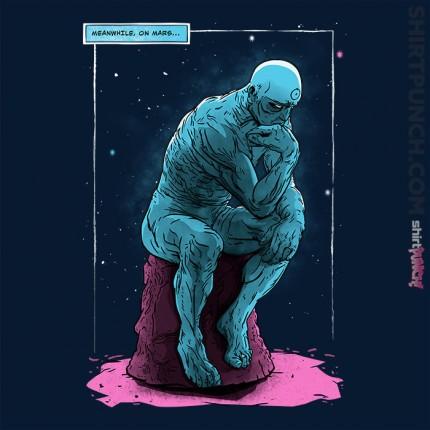 Blue Thinker