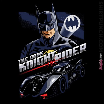 The Dark Knight Rider