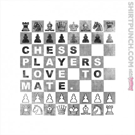 Chess Players Love to Mate