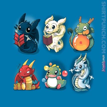 Nerd Dragons