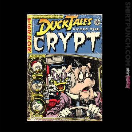 Duck Tales from The Crypt