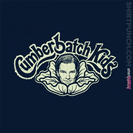 Cumberbatch Kids