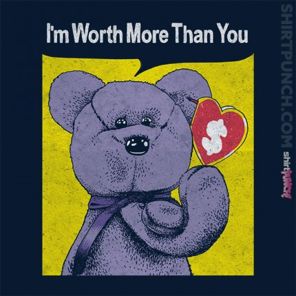 I'm Worth More Than You