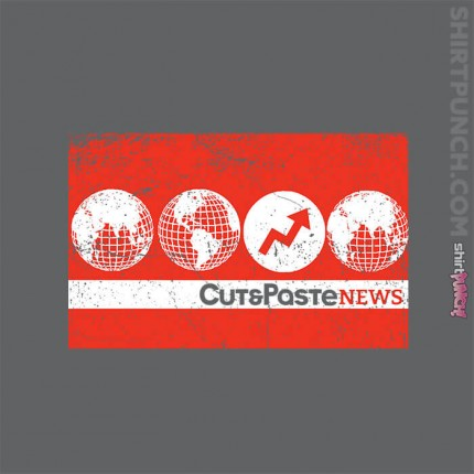 Cut and Paste News