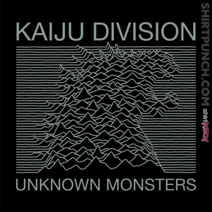Unknown Monsters