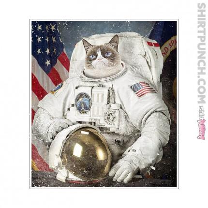 Grumpy Cat Space Explorer