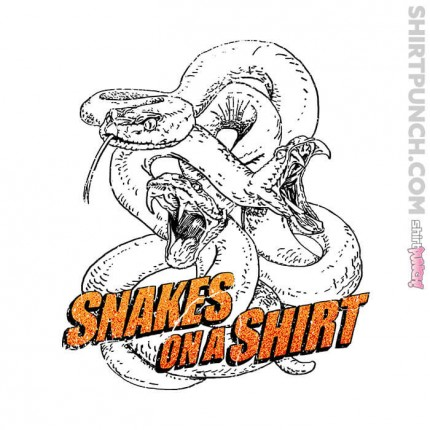 Snakes on a Shirt