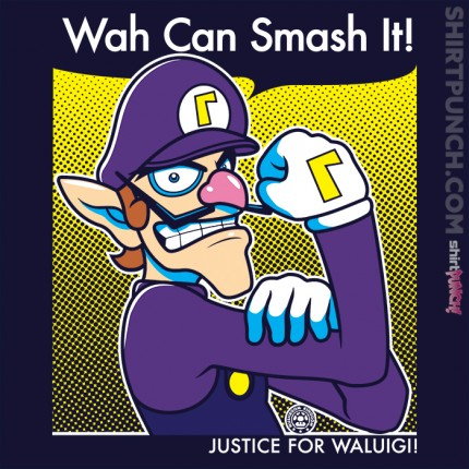 Wah Can Smash It!