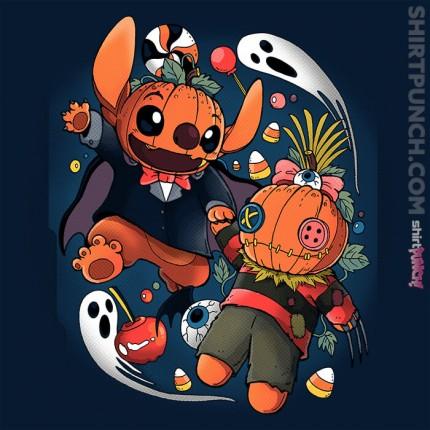 Experimental Halloween
