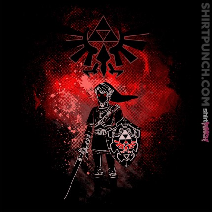 Dark Link Art