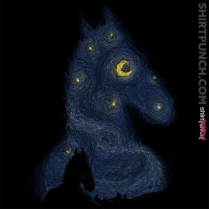 Hollywoo Starry Night