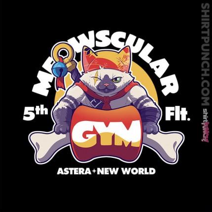 Meowscular Gym