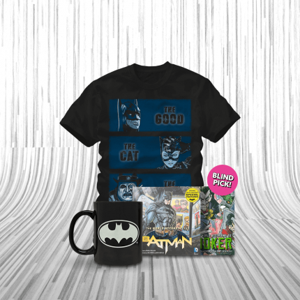 The Caped Crusader Bundle