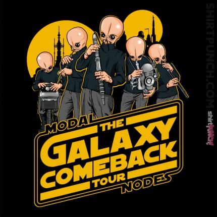 Galaxy Comeback