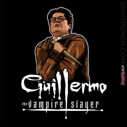 Guillermo The Vampire Slayer