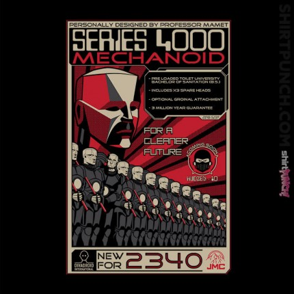 Series 4000 Mechanoid