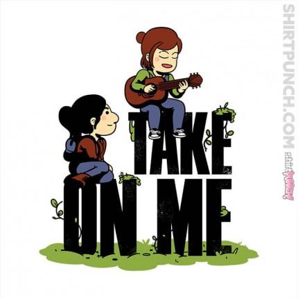Ellie Sings To Dina