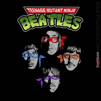 Ninja Beatles