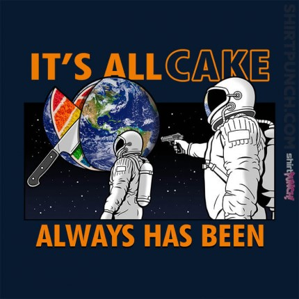 It's All Cake