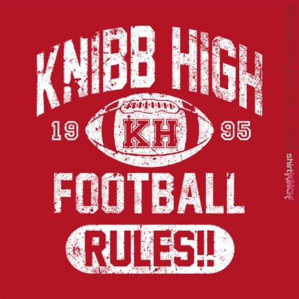 Knibb High Football Rules