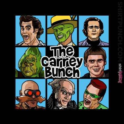 The Carrey Bunch