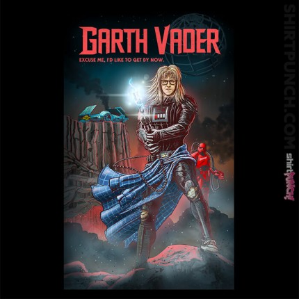 Garth Vader