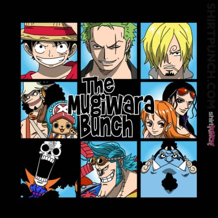 The Mugiwara Bunch