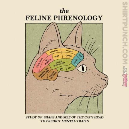 Feline Phrenology