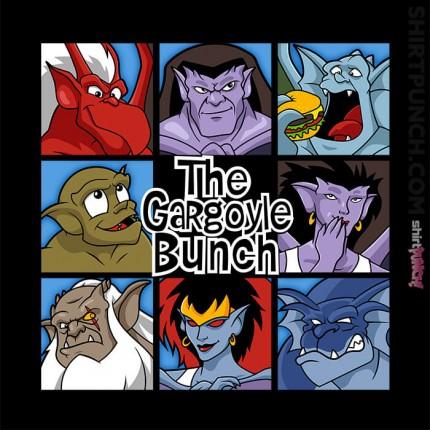 The Gargoyles Bunch