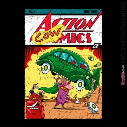 Action Cowmics