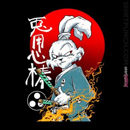 Fighter Rabbit